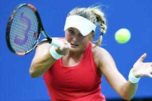 Катерина Козлова выиграла первый матч на Уимблдоне