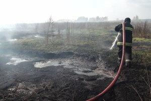 В Киеве – повышенная опасность пожаров: как городскую свалку будут спасать от огня