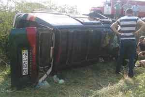 Ужасное ДТП в Одесской области: три человека погибли мгновенно