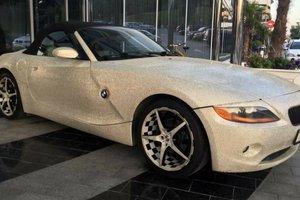 """В Украине замечен """"самый гламурный"""" BMW"""