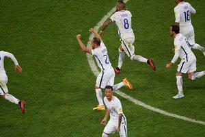 Кубок конфедераций: сборная Чили по пенальти обыграла Португалию и вышла в финал