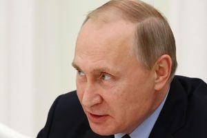 Путин заявил, что иностранные спецслужбы поддерживают террористов у границ РФ