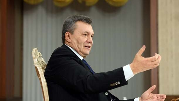 Киевский суд рассмотрит дело огосизмене Януковича взаочном режиме