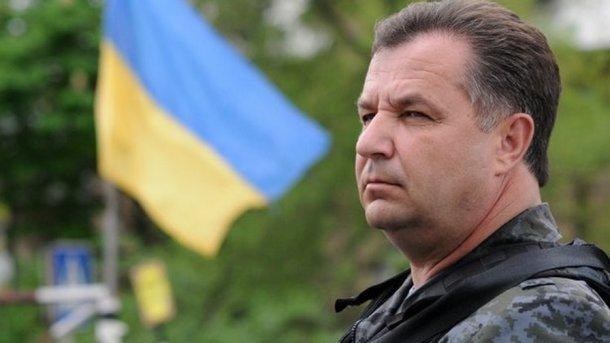 Полторак пригласил министра обороны США Мэттиса в государство Украину