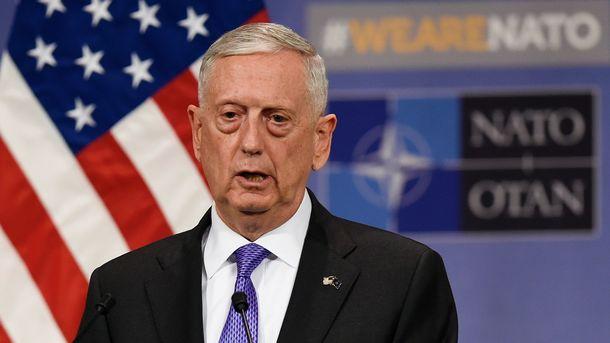 Руководитель Пентагона Мэттис обвинил В.Путина всовершении «преступления» запределами собственной страны