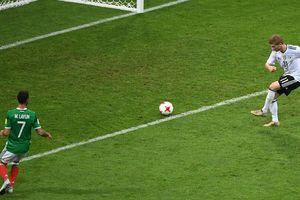Германия разгромила Мексику в полуфинале Кубка Конфедераций-2017