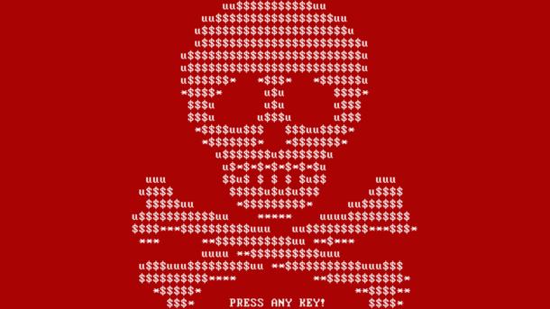 Вирус Petya заразил в основном Украину. Фото: из открытых источников