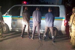В Украине поймали банду серийных угонщиков авто