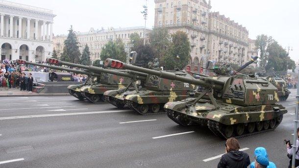 «Это будет интересно»: Полторак пообещал «сюрпризы» навоенном параде