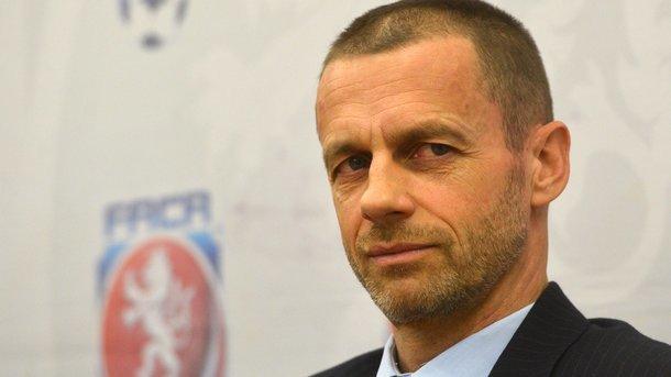 УЕФА наданный момент не хочет вводить систему видеоповторов, объявил Чеферин