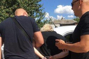 В Киеве женщина-коп заказала похищение человека