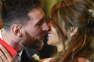 В сети появилось видео главного момента на свадьбе Лео Месси