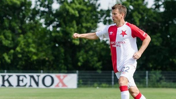 Руслан Ротань забил гол за«Славию» втоварищеском матче