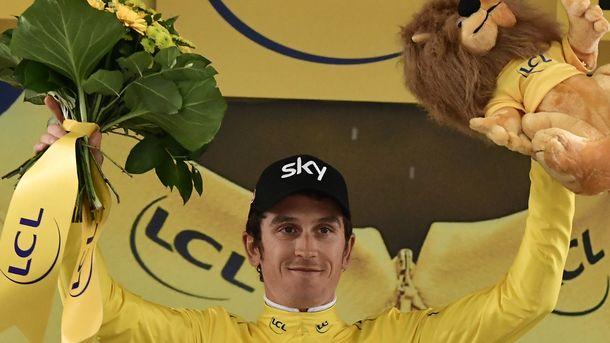 Василий Кириенко занял 3-е место напервом этапе велогонки «Тур деФранс»