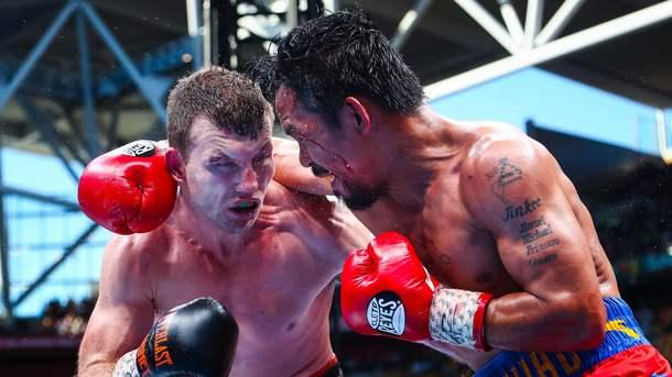 Хорн выиграл по очкам. Фото AFP