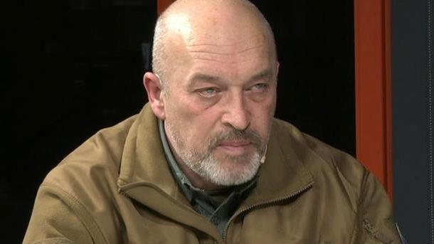 Георгий Тука объявил обугрозе радиационной катастрофы вДонбассе