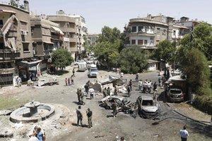 Теракт в Дамаске: погибли не менее 20 человек