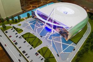 В Киеве построят огромную спортивную арену-трансформер