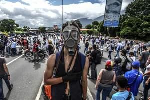 Протесты в Венесуэле: число жертв достигло почти 90 человек