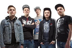 Российскую группу Anacondaz пустили в Украину, несмотря на концерт в оккупированном Крыму