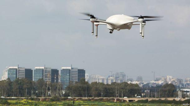 Лондонский аэропорт временно закрыли из-за неизвестного дрона