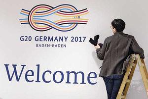 """Саммит """"Большой Двадцатки"""": все будет по гамбургскому счету"""