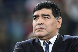 В Питере Диего Марадону обвинили в домогательствах