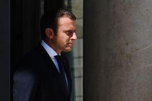 Во Франции предотвратили покушение на Макрона