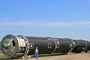 """""""Не для Украины"""": военный эксперт рассказал о самой мощной ракете РФ"""