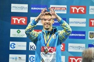 Илья Кваша - лучший спортсмен Украины в июне