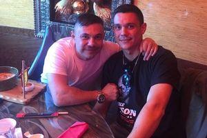 Сын Кости Цзю проведет два боя на профи-ринге за 29 дней