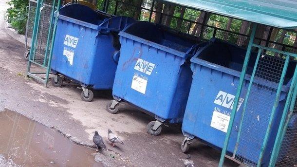 Львов на 70 процентов очистили отмусора