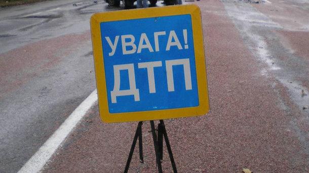 Водитель погиб на месте . Фото: unian.net