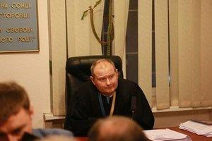 Судья Чаус находится в Кишиневе под домашним арестом - Енин
