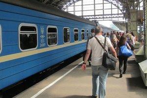 """""""Укрзализныця"""" запускает дополнительный поезд Киев - Одесса"""