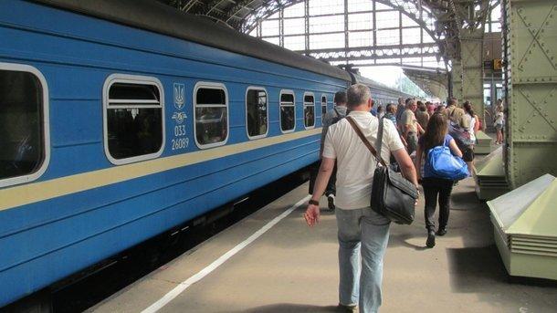 Из украинской столицы вОдессу запустят очередной дополнительный поезд