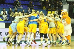 Сборная Украины попала во вторую корзину при жеребьевке Евробаскета-2019