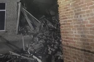 В Николаевской области обрушилась школа: рухнули три этажа