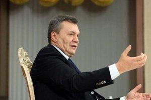 """Янукович подал в суд на """"Ощадбанк"""""""