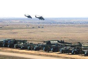 В Минобороны назвали общую численность российских войск в Украине и на границе