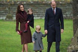 Кейт Миддлтон и принц Уильям возьмут маленьких детей в турне по Европе