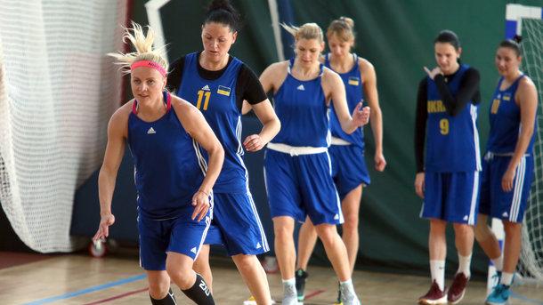 Во 2-ой  корзине жеребьевки отбора наженский Евробаскет