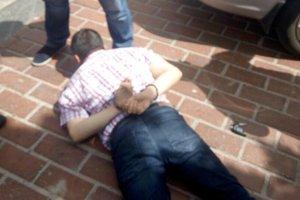 В Киеве полицейского поймали на взятке в 76 тысяч гривен