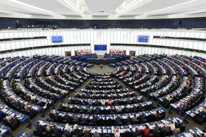 Европарламент согласился увеличить торговые квоты для Украины