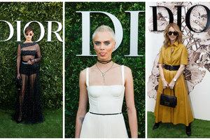 Грандиозный показ Dior в Париже: мировые знаменитости похвастались нарядами