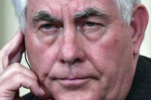 Дипломат рассказал, зачем Тиллерсон едет в Украину