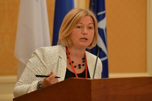 Милитаризация временно оккупированных территорий: Геращенко назвала ключевые проблемы