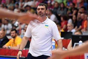 Тренер женской сборной Украины по баскетболу - о результатах жеребьевки отбора на Евробаскет-2019