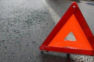 В Черкасской области возмущенные люди блокировали дорогу