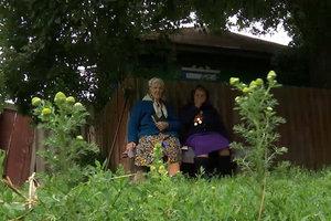 Село для одной: старушка осталась последней жительницей Барановки